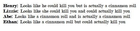 cinnamon roll meme 1